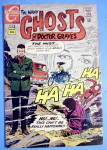 The Many Ghosts Of Doctor Graves #8 August 1968
