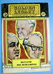 Golden Legacy Comic 1970 Men Of Action White & More