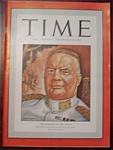 Click to view larger image of Time Magazine - January 26, 1942 - Ter Poorten Cover (Image1)