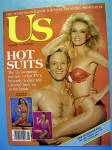 Us Magazine January 3, 1983 Donna Mills/Ted Shackelford
