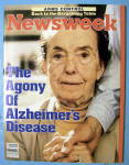 Newsweek Magazine-December 3, 1984 Alzheimer's