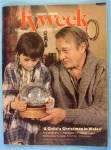 TV Week December 20-26, 1987 Child's Christmas In Wales