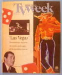 Click to view larger image of TV Week-December 1-7, 1996 Las Vegas (Ben Bugsy Siegel) (Image1)
