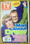 Click to view larger image of TV Guide December 7-13, 1996 Mad About Drew Carey (Image1)