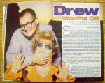 Click to view larger image of TV Guide December 7-13, 1996 Mad About Drew Carey (Image3)