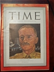 Time Magazine - March 22, 1943 - Spaatz Cover