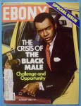 Ebony Magazine-August 1983-The Black Male