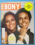 Ebony Magazine-January 1982-Jayne And Leon Kennedy