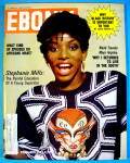 Click to view larger image of Ebony Magazine-February 1982-Stephanie Mills (Image1)