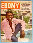 Ebony Magazine-November 1971-Sidney Poitier