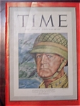 Time Magazine - November 2, 1942 - Vandegrift Cover