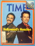 Click to view larger image of Time Magazine January 9, 1978 B. Reynolds & C. Eastwood (Image1)