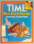 Click to view larger image of Time Magazine August 14, 1978 New Era In The Air (Image1)