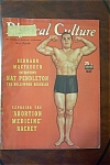 Click here to enlarge image and see more about item 1709: Physical  Culture  Magazine - May 1940