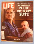 Life Magazine July 21, 1972 The McGoverns