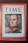 Time Magazine - August  31, 1942 - Germany's Rundstedt