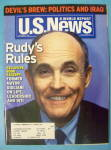 Click to view larger image of U. S. News & World Report Magazine October 7, 2002 (Image1)