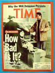 Click to view larger image of Time Magazine January 13, 1992 How Bad Is It (Image1)