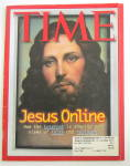 Click to view larger image of Time Magazine-December 16, 1996-Jesus Online (Image1)
