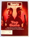 Sports Illustrated Magazine August 8, 1994 Frank Thomas