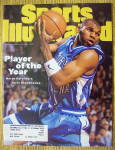 Click to view larger image of Sport Illustrated Magazine March 6, 1995 J. Stackhouse (Image1)