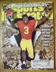 Sports Illustrated Magazine August 28, 1995 K Johnson