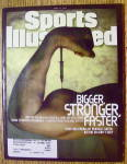 Sports Illustrated Magazine April 14, 1997 Drugs