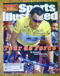 Sports Illustrated Magazine July 24, 2000 L. Armstrong
