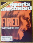 Click to view larger image of Sports Illustrated Magazine September 18, 2000 Fired (Image1)