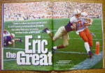 Click to view larger image of Sports Illustrated Magazine September 18, 2000 Fired (Image3)