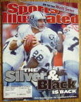 Sport Illustrated Magazine October 23, 2000 Rich Gannon