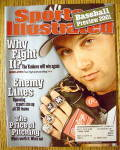 Sports Illustrated Magazine March 26, 2001 Derek Jeter