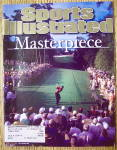 Sports Illustrated Magazine April 16, 2001 Tiger Woods