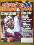 Sports Illustrated Magazine October 1, 2001 Jay Fiedler