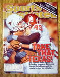 Sports Illustrated Magazine October 15, 2001 Texas