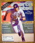 Sports Illustrated Magazine October 22, 2001 Playoffs