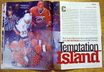 Click to view larger image of Sports Illustrated Magazine November 5,  2001 Randy J. (Image7)