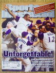 Sports Illustrated Magazine November 12,  2001 Arizona