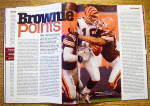Click to view larger image of Sports Illustrated Magazine December 3, 2001 Skins Game (Image4)