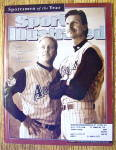 Sports Illustrated Magazine December 17, 2001 Schilling