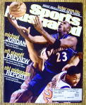 Sports Illustrated Magazine January 14, 2002 M. Jordan