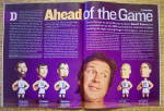 Click to view larger image of Sports Illustrated Magazine April 15, 2002 Tom Brady (Image7)