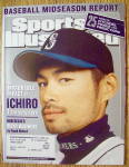 Sports Illustrated Magazine July 8, 2002 Ichiro