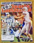 Sports Illustrated Magazine January 13, 2003 Ohio State