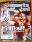 Sport Illustrated Magazine February 3, 2003 Jurevicius