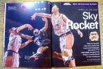 Click to view larger image of Sports Illustrated Magazine February 10, 2003 Yao Ming (Image3)