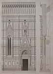 Click to view larger image of Eglise De St Marie Des Fleurs, A Florence (Image1)