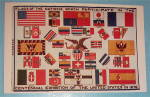 Click to view larger image of Flags Of The Nations Postcard (Image2)