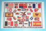 Click to view larger image of Flags Of The Nations Postcard (Image3)