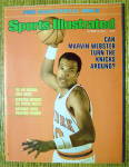 Sports Illustrated Magazine October 16, 1978 Marvin W.